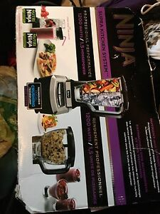 Ninja supra kitchen system
