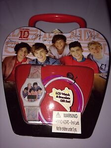 One Direction Watch and Bracelet
