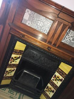 Wanted: Antique mantle fire place