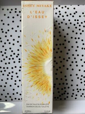Issey Miyake L`Eau D`Issey 100ml EDT for Women Spray New & Sealed