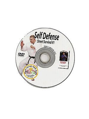 martial arts instructional dvd self defense jujitsu karate judo mma dvd SS1 Best