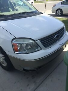 Ford free star van 2004