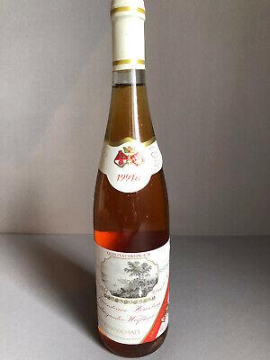 Wein 1991 Rheingau Riesling Spätburgunder Weißherbst Frauensteiner Herrnberg 1Fl