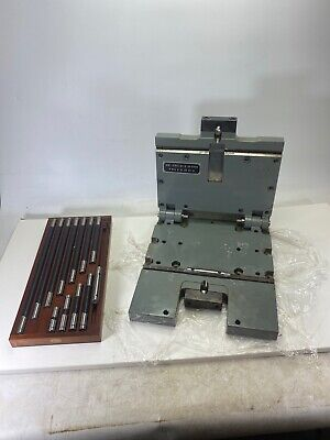Moore Sine Plate 0 Degree To 45 Degree 14.5 X 12.5 And 11 X 12.5