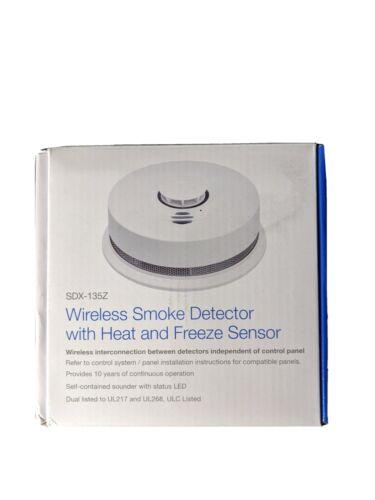 Interlogix SDX 135Z Wireless Smoke