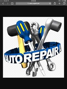 Auto repairs any make an model