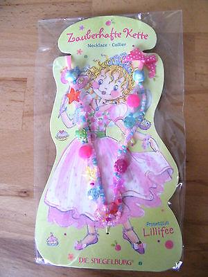 NEU zauberhafte Kette Prinzessin Lillifee Spiegelburg
