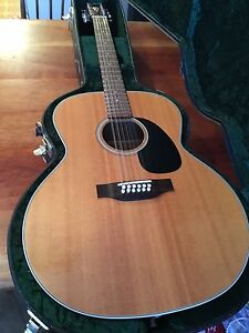 Blueridge 12 sting guitar jumbo