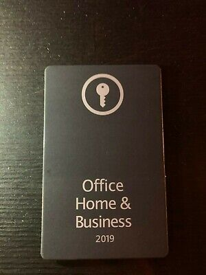 Microsoft Office Home and Business 2019 Windows 1 License Key PC only for sale  Shipping to South Africa