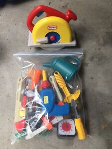 Fisher price play tools