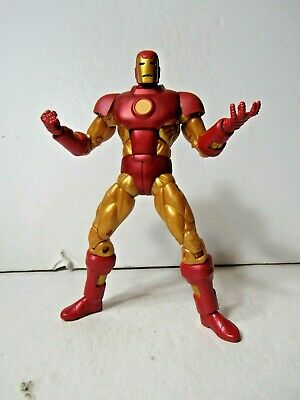 Marvel legends Retro Vintage series Ironman 6 inch action figure