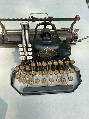 Blickensderfer c1908 no.8 Typewriter