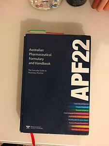 Australian Pharmaceutical Formulary and Handbook (APF) 22 Westlake Brisbane South West Preview