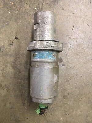 Cooper Crouse Hinds Apj6375 Arktite Series Plug 60 Amp 3 Wire 3 Pole