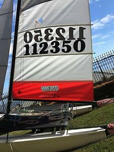 Hobie 16 2013 sail number 112350 Applecross Melville Area Preview