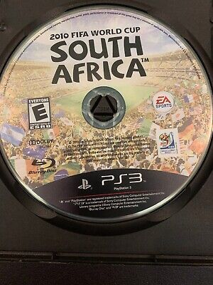 PS3G56 2010 FIFA World Cup: South Africa (Sony PlayStation 3, PS3 GET IT FAST comprar usado  Enviando para Brazil