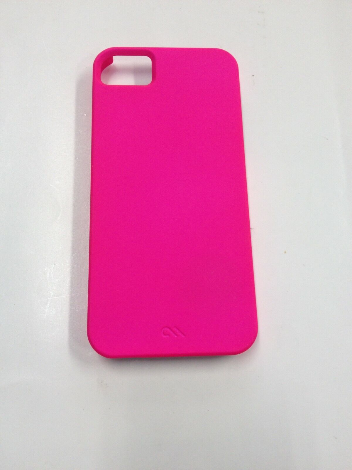 Case Mate Barely There Cases For Apple IPhone 5 - Electric Pink -CM022881-