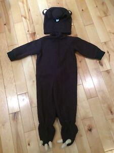 Costume castor
