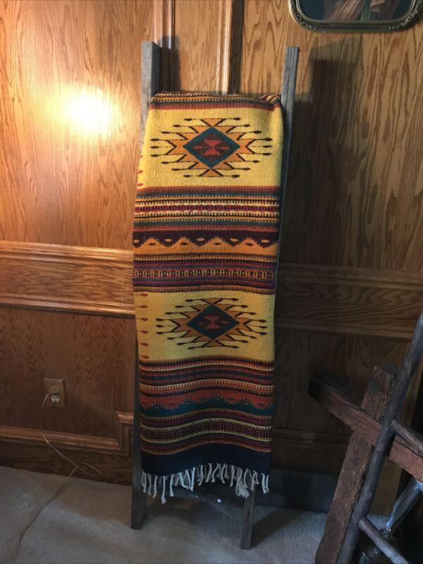 Native American Indian Wool Rug