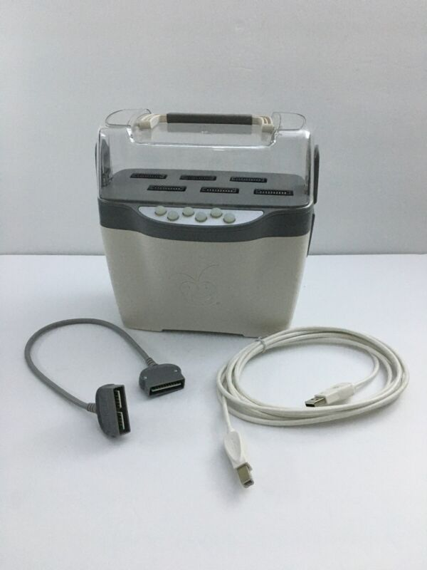 Cricut Jukebox 6 Cartridge System With Cord CRJK0001 EUC