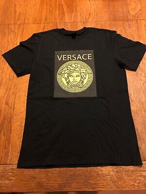New Versace T-Shirt  100% Cotton Size M