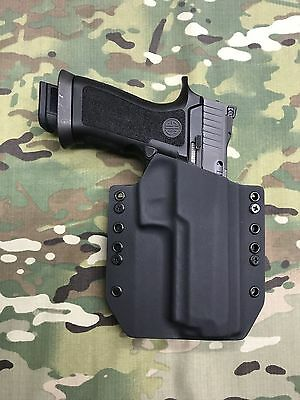 Black Kydex SIG P250 Full Size Holster for sale  Shipping to Canada