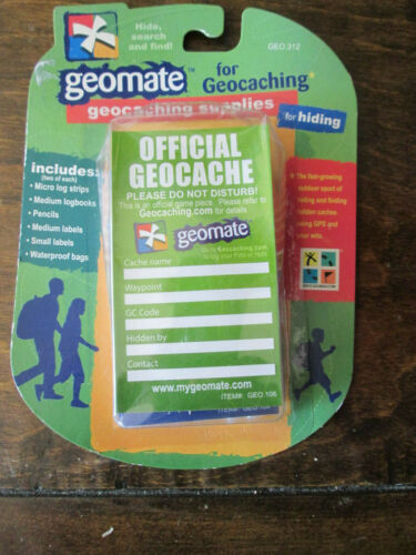 GEOMATE FOR GEOCACHING GEO.312