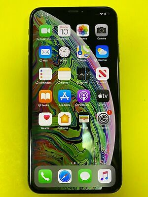 Apple iPhone XS Max - 256GB - Space Gray (Unlocked)  Excellent Condition