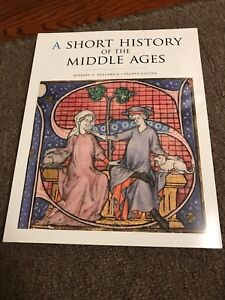 A short history of the middle ages $40 or best offer