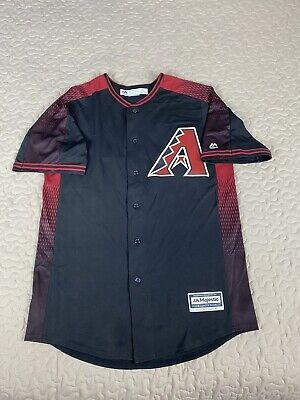 Paul Goldschmidt Arizona Diamondbacks Majestic Cool Base Baseball Jersey Mens M