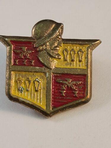 Vintage Desoto Car Advertising Lapel Pin Employee Pin