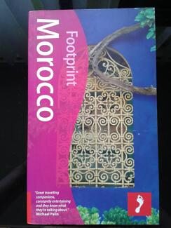 Morocco Travel Guide Book - Footprint - 2003