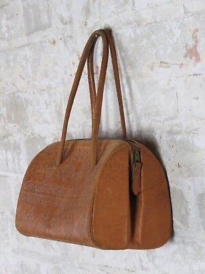 tolle Handtasche Tragetasche Tasche 60er 70er Jahre Vintage  ()