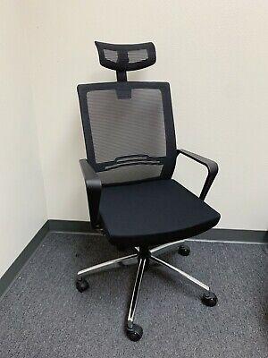 Adjustable Ergonomic Swivel Computer Office Desk Task High Back Chair
