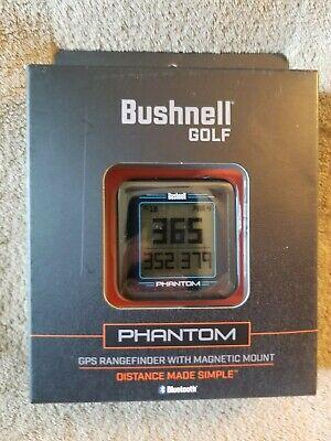 Bushnell Golf Phantom GPS Rangefinder W/Magneic Mount Black
