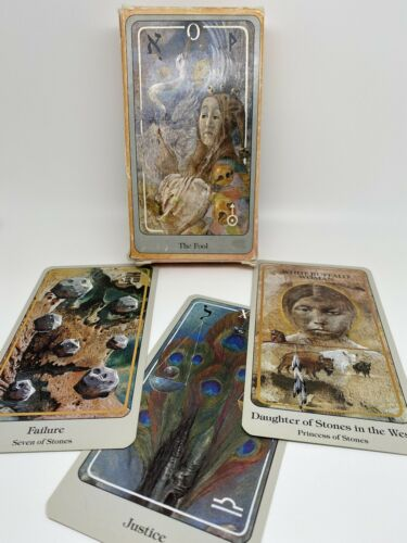 The Haindl Vintage Tarot Deck - $13.00