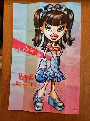 "BRATZ - Spring Fling Jade - MGA Entertainment Collection Poster 7"" x 11"""