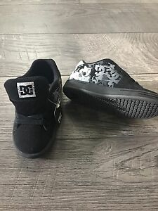 DC kids shoes