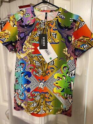 versace mens t shirt authentic