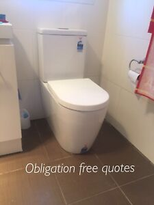 Licensed Plumber Available / Free Quotes and no call out fee