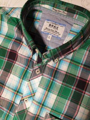 Herrenhemden 24 St. Gr.L Marken-Luxus-Business-Freizeit-Sport- u. Arbeitshemden