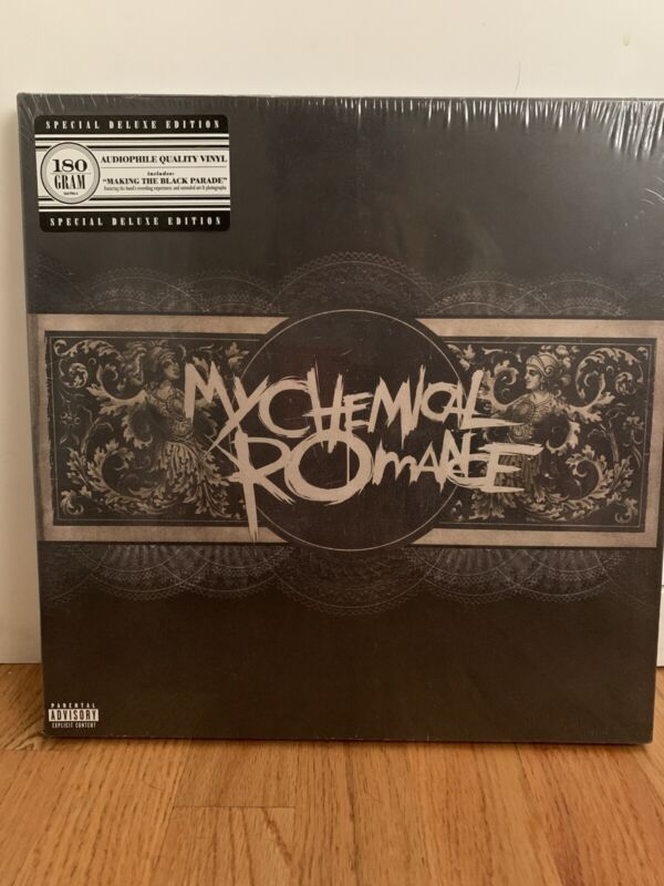 My Chemical Romance The Black Parade Special Deluxe Edition Vinyl Set