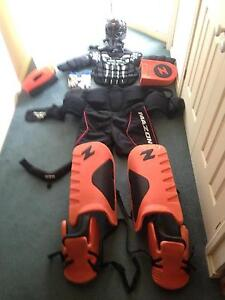 Size medium field hockey goalie gear full kit Lindisfarne Clarence Area Preview