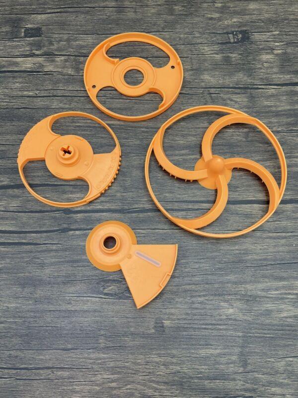 Baby Brezza FRP0045 Formula Pro Stirring Measuring Wheel Set 4 Replacement Parts