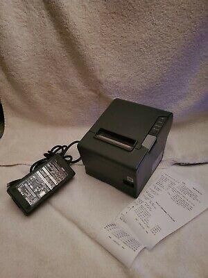 Epson Tm88 V Model M244a Receipt Printer Pos Thermal Printer W Ps-180