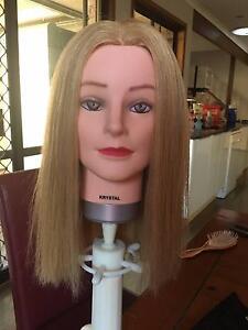 "Hairdressing Mannequin ""Krystal"" Alexandra Hills Redland Area Preview"