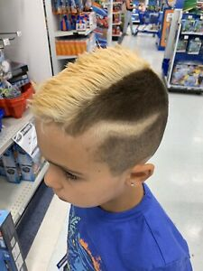 Kids and family hair cut,  trim or coloured in your own home!