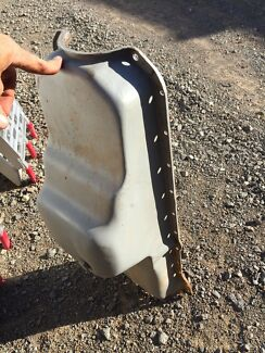 Holden HK/T/G Red Motor Sump and pick up