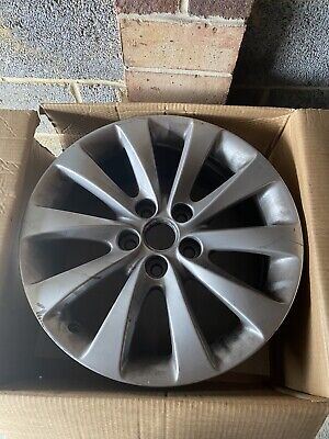 VAUXHALL INSIGNIA 18 INCH ALLOY WHEELS