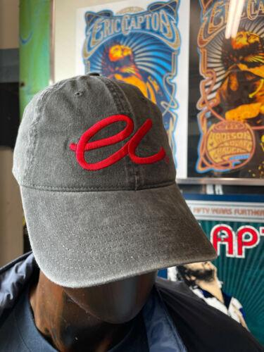 ERIC CLAPTON 2019 TOUR GREY CAP
